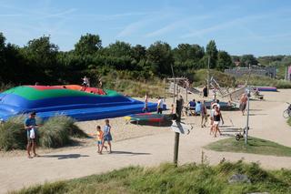 StrandcaStrandcamping Groede speelvoorzieningmping Groede